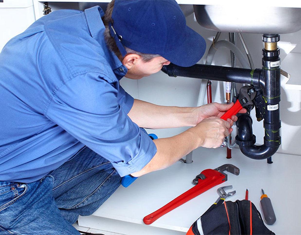 plumber Harrow